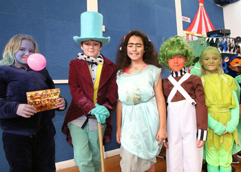 Roald Dahl Celebration at Primary