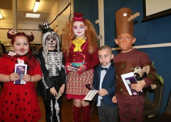 World Book Day Celebrations at Primary