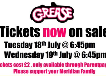 Grease - Tickets Available