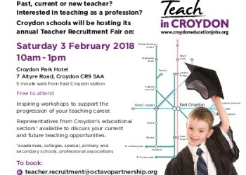 Teach in Croydon