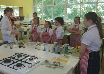 Cooking with Ruth Quinlan