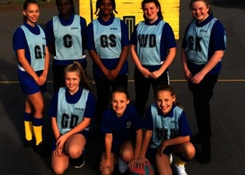 Year 9 Netball Match Report