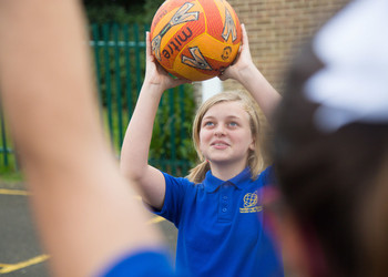 Year 7 & 8 Netball Match Report Meridian v Quest