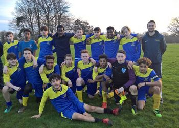 Year 11 Football Match Report