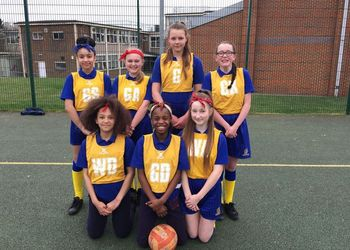 Netball Match Report Meridian High V's Oasis Coulsdon