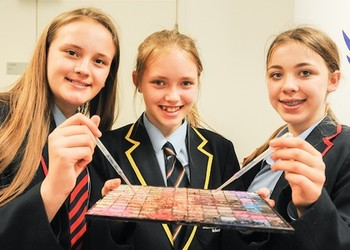 Budding scientists from Merstham Park Primary head to university for finals