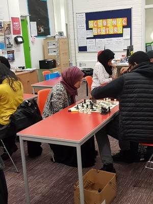 Chess club 1