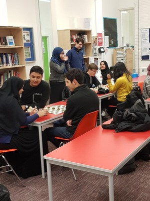 Chess club 2