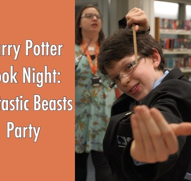 Celebrating Harry Potter