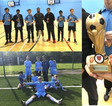 Friday Football Club tops the league