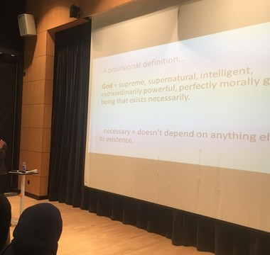 Flying start for Sixth Form Lecture Series