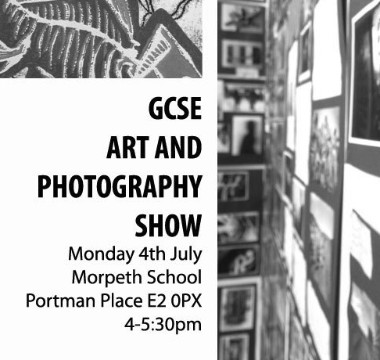 GCSE ART and PHOTOGRAPHY SHOW