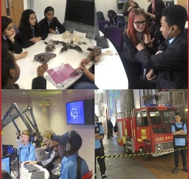 Speakers make an impression during National Careers Week