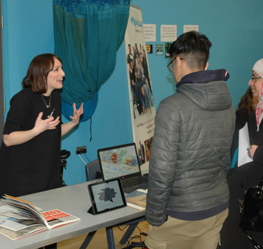 Hundreds turn up for Careers Fair