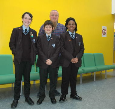 Pupils awarded Music Badge