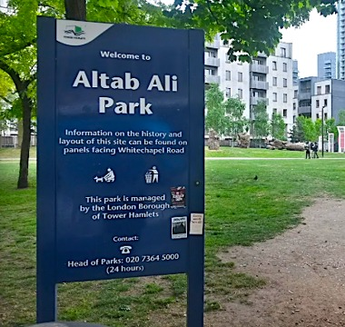 Remembering Altab Ali