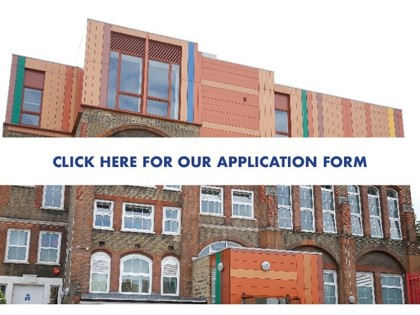 6th form application form