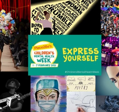 Express Yourself challenge launched for Children's Mental Health Week