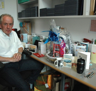 Longest Serving Teacher Retires
