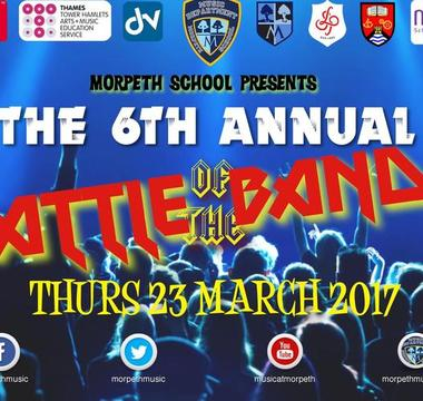 BATTLE OF THE BANDS COMMENCES