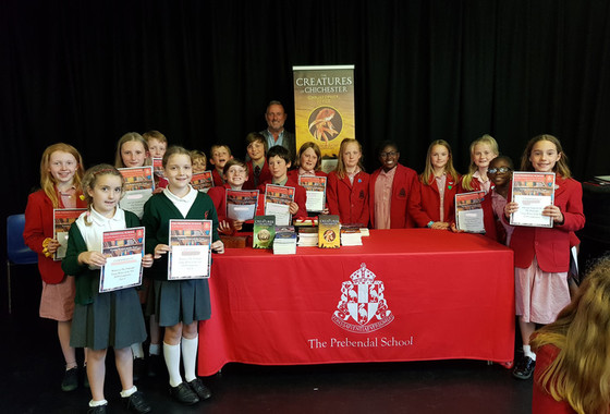The Prebendal Young Writer of the Year Results