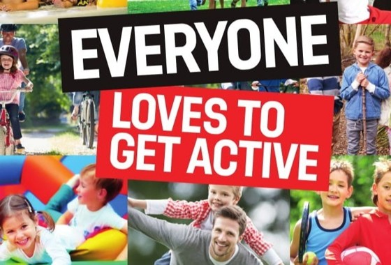 Get Active Festival on Sun 8th Sep 12pm-4pm