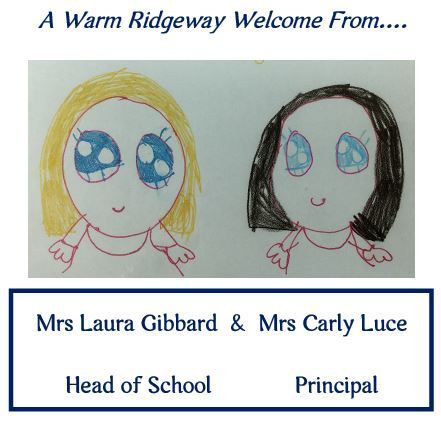 Head & Principal Website Welcome