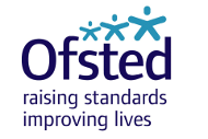Ofsted logo gov.uk