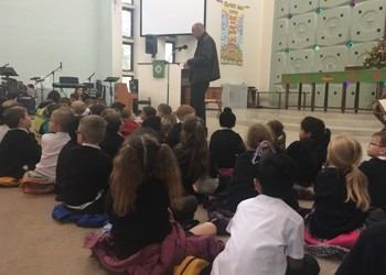 Year 2 Church Visit
