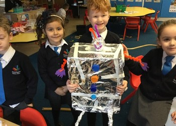 Year 1 - The Magic Toymaker!