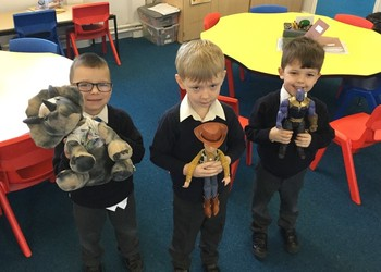 Year 1 - Toys!
