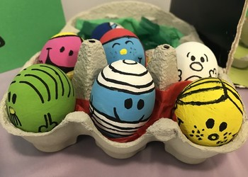 Design an Egg Competition!
