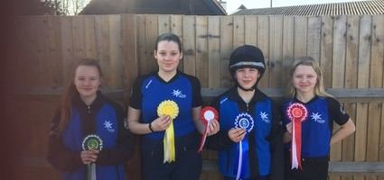 Spires Show Jumpers Top The Scoreboard
