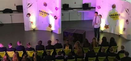"""Smashed IT Project"" Visits Spires"