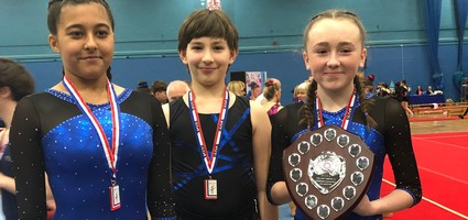 Triumph for Spires Gymnastics Team in the National Finals