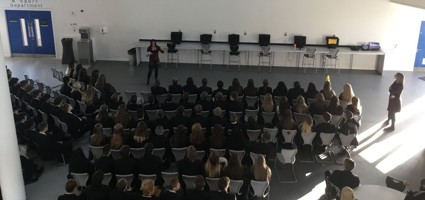 Year 10 Armistice Day Assembly