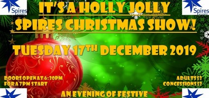 Spires Academy Christmas Show  - 17th December 19