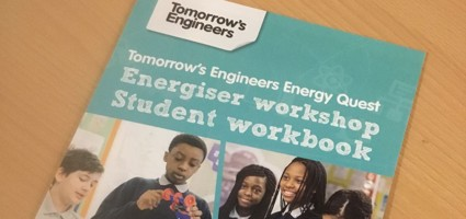 Tomorrows Engineers Energy Quest Workshop