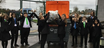 Spires Academy Going Plastic Free