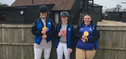 Spires Equestrian Academy Competition 2nd Round