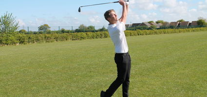 Owen Fagg selected to play for Kent Schools' Golf Team