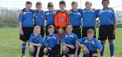 Spire's footballers eye up National Trophy