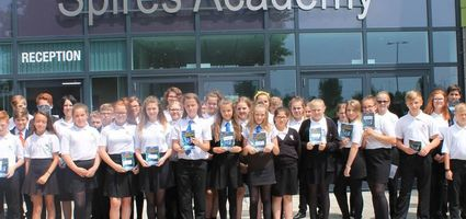 Spires Students stories published in book Welcome to Wonderland, Tales from Kent