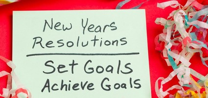 How to make positive New Years Resolutions
