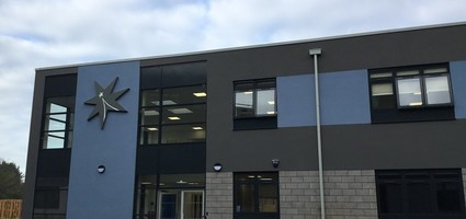 Our New Building is Ready to Inspire our Students