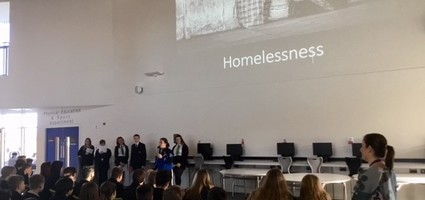 9E Lead an Assembly on Homelessness