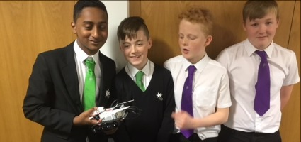 Science Trip to Cummins - Energise Your Future Competition