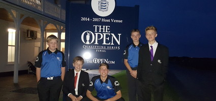 Spires Academy Golf Team - Finals Monday 28th & Tuesday 29th May 2018