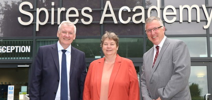 Better together: Why joining an academy trust has brightened our future