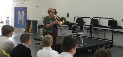 Brass Demo - Year 7